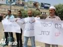 النّاصرة: حزب الوفاء والإصلاح في وقفة تضامنية مع الأسرى المضربين عن الطعام