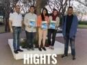 طلاب السلام الشاملة في الشيخ دنون في مشروع hights