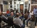 رئيس البرلمان الألماني كرستيان وبر يزور جمعية الكرمل للموسيقى في حيفا