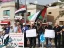 تظاهرة تضامنية مع الأسرى في سخنين بمشاركة العشرات
