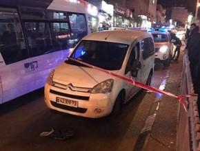 مطاردة بوليسية في باقة الغربية تنتهي بحادث طرق دون إصابات