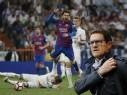 كابيلو: لاعبو ريال مدريد يحاولون إيذاء ميسي في كل مباراة كلاسيكو في البرنابيو