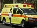 إصابة سيّدة (63 عامًا) بجراح متوسطة جراء سقوطها عن ارتفاع في حيفا