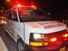 اصابة شابين من طوبا بجراح خطيرة ومتوسطة اثر حادث طرق مروع