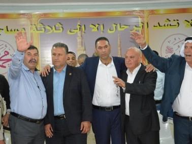 كفرمندا: عقد راية الصلح بين عائلتي زيدان وعبد الحليم