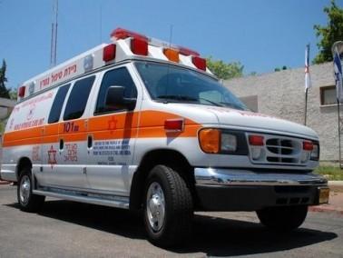 إصابة رجل جراء تعرضه للطعن في حولون