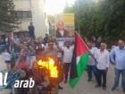 الحركة الوطنية الأسيرة تنظم مسيرة جماهيرية في باقة الغربية