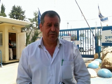 رئيس بلدية عرابة يقدم شكوى للشرطة بعد تلقيه تهديدات