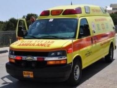 هرتسليا: إصابة طفل بعد سقوطه عن دراجته
