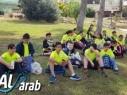 لقاء عربي يهودي بين طلاب السلام مجد الكروم وطلاب كفار فراديم