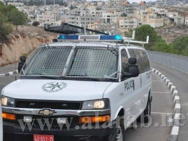 الشرطة: القاء القبض على مشتبه مقدسي بالسرقة