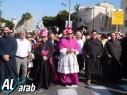 إختتام مسيرة سيدة الكرمل - طلعة العذراء في مدينة حيفا بمشاركة الآلاف