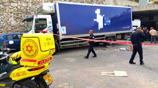 جلجولية: اصابة متوسطة لشاب في حادث طرق