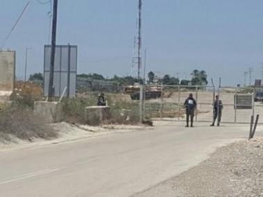 نابلس: اعتقال فلسطيني يحمل عبوتين ناسفتين