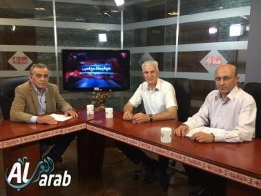 زحالقة: منحنا الجبهة رئاسة المشتركة من اجل الشراكة