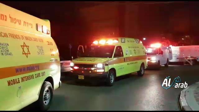 اصابة 5 اشخاص بجراح متفاوتة بحادث بالقرب من مجدل شمس