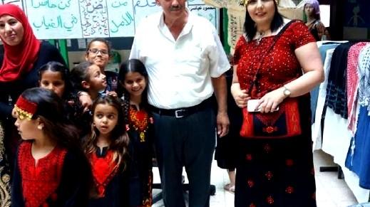 مدرسة الخروبية شفاعمرو تحتفي بأسبوع اللغة