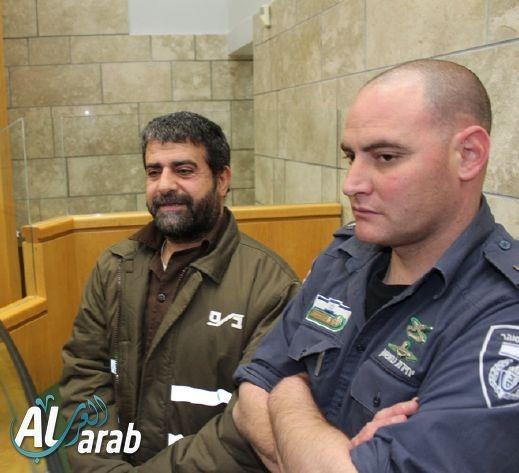 الحكم بالسجن 14 عاما على الأسير صدقي المقت