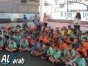 طلاب البساتين يحلون ضيوفا على مدرسة السلام مجد الكروم