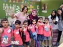 مدرسة عمر بن الخطاب مجد الكروم تحتفل بعيد الحروف
