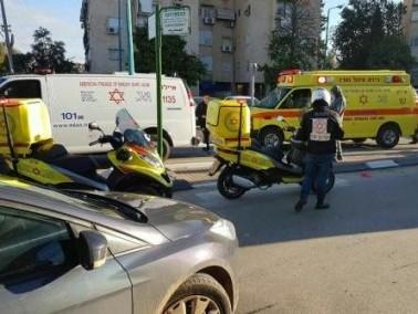 بئر السبع: إصابة عامل جراء سقوطه عن ارتفاع