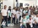 اعدادية البعنة تخرج فوجا مميزا للأطباء الصغار