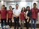 النائب أيمن عودة يحل ضيفًا على مدرسة الرسالة في نحف