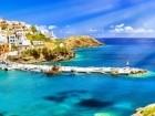 الجزيرة اليونانية الاكبر.. كريت الجمال
