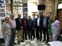 زيارة مندوبين السفارة الاسبانية لجمعية الكرمل للموسيقى ومركز كيميديا