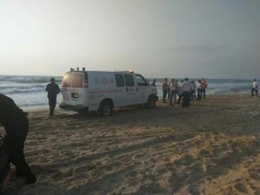 إصابة طفل جرّاء تعرّضه للغرق في بحيرة طبريا