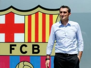 فالفيردي: أطمح لجعل برشلونة أفضل وأنا متحمس للتحدي