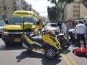 كريات آتا: إصابة رجل (44 عامًا) بجراح خطيرة جرّاء تعرّضه للطعن خلال شجار