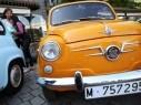 سيات تحتفل بسيارتها الكلاسيكية 600 في عامها الـ60..صور