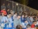 مشاركة جماهيرية واسعة في دوري رمضان لكرة القدم في كوكب