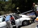 حادث طرق قرب بلدة يانوح يسفر عن إصابة شاب بجراح متوسطة