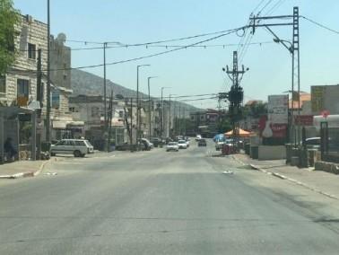 كفرمندا تلتزم بالاضراب إحتجاجا على أحداث كفرقاسم