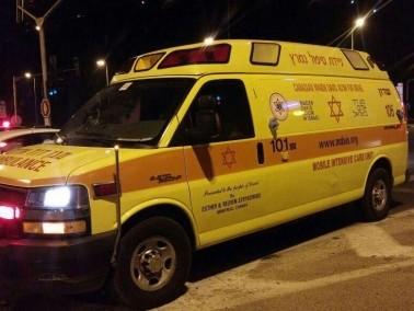اصابة 4 اشخاص بجراح متوسطة في حادث طرق قرب عرعرة