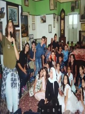 يركا: جمعية حماية الطّبيعة والتّراث في مدرسة الحديقة