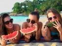 البطيخ.. فاكهة الصيف الغنية بالفوائد