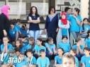 تنظيم يوم الشرطة في مدرسة عمر بن الخطاب الجماهيرية في مجد الكروم
