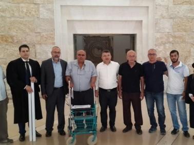 قرارات إيجابية من المحكمة في قضية قرية دهمش