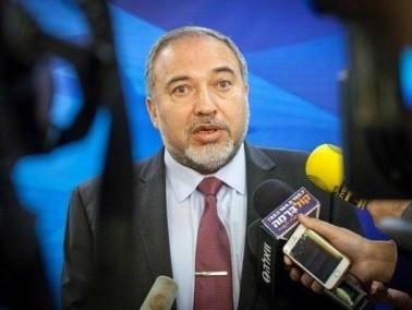 ليبرمان: اسرائيل مستعدة لامداد غزة بالكهرباء اذا دفع