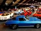 أيقونات السيارات الكلاسيكية في لوزرن