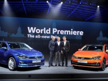 Volkswagen تقدّم سياراتها Polo الجديدة