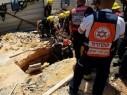 نهاريا: إصابة عامل (30 عامًا) بجراح خطيرة بعد سقوطه في بئر عميقة