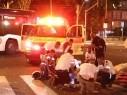 اصابة شاب بجراح خطيرة في حادث دراجة نارية بمنطقة حيفا