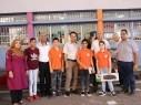 حفل تتويج مشروع الكتابة الإبداعية باللغة الإنجليزية لمدارس كفرمندا