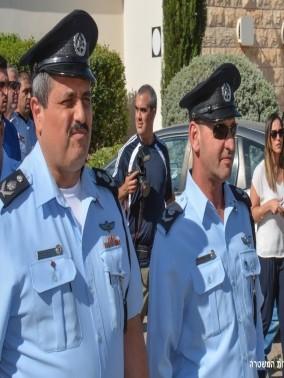 كريات شمونة: افتتاح مركز شرطة بلدية بحضور وزير الامن