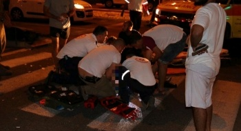 اصابة فتى (16 عاما) من يركا بجراح خطيرة بحادث دهس في كرمئيل