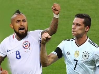 الليلة في كأس القارات: المانيا وتشيلي في نهائي مبكر